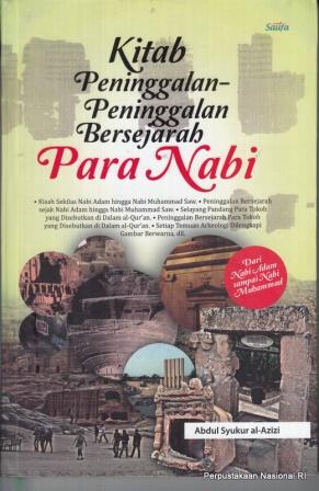 Buku Kitab Peninggalan-peninggalan Bersejarah Para Nabi (Onesearch)