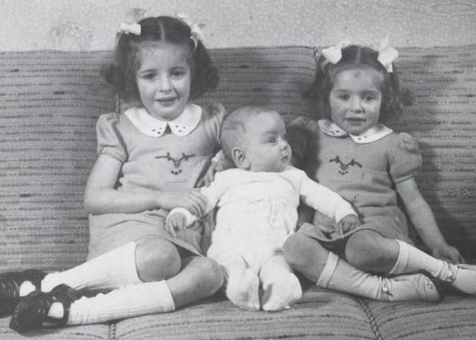 Eva, Alfred dan Leana (Ushmm)