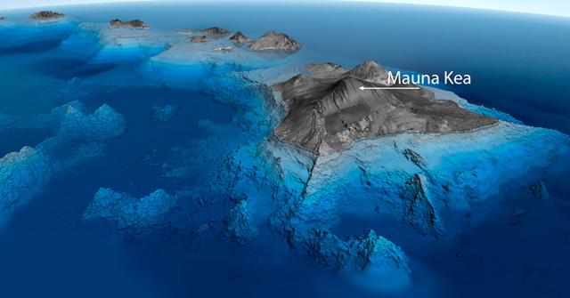 Gunung Mauna Kea (Kaskus)