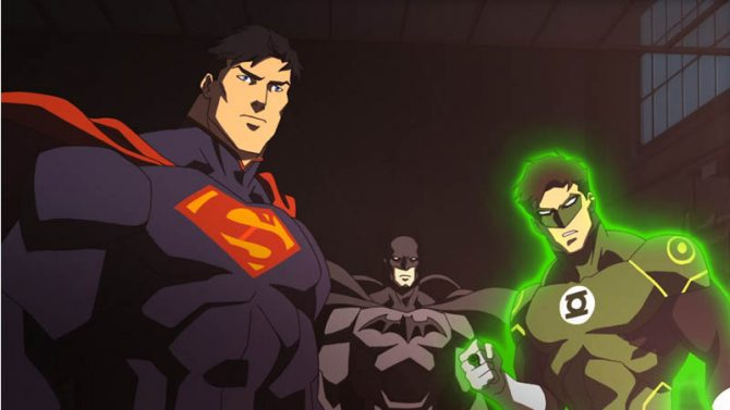 Justice League versi kartun (IGN)