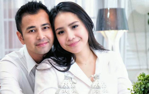 Raffi Ahmad dan Nagita Slavina (Newsth)