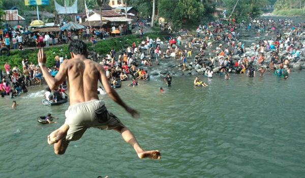 Tradisi Balimau (Jalansanasini)