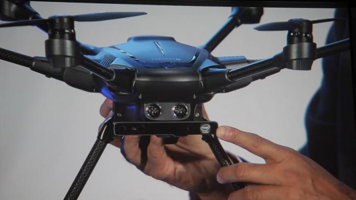 Makin Canggih, Kini Drone Dibuat Anti Nabrak
