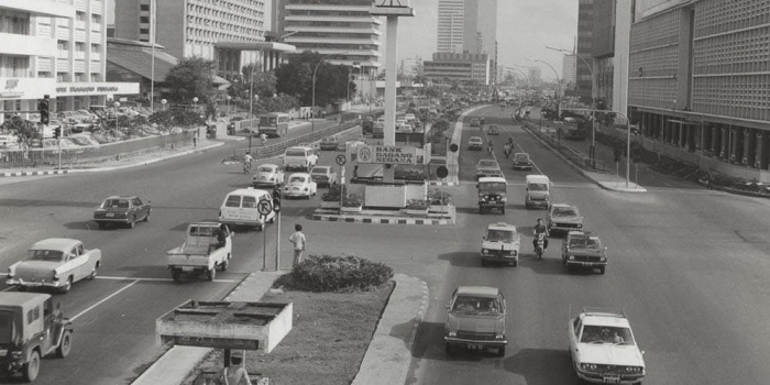 Mengenang Alat Transportasi yang Pernah Eksis di Jakarta