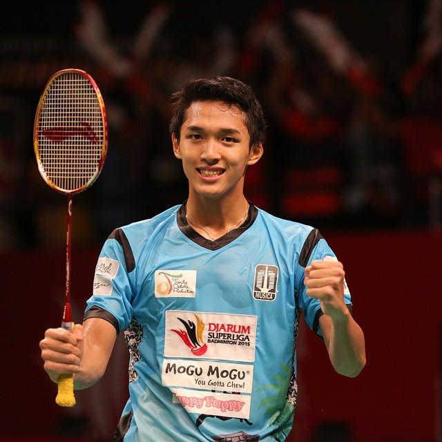 Jonatan Christie, Atlet Bulu Tangkis Kebanggaan Indonesia, Siap-siap Hatimu Dismash!