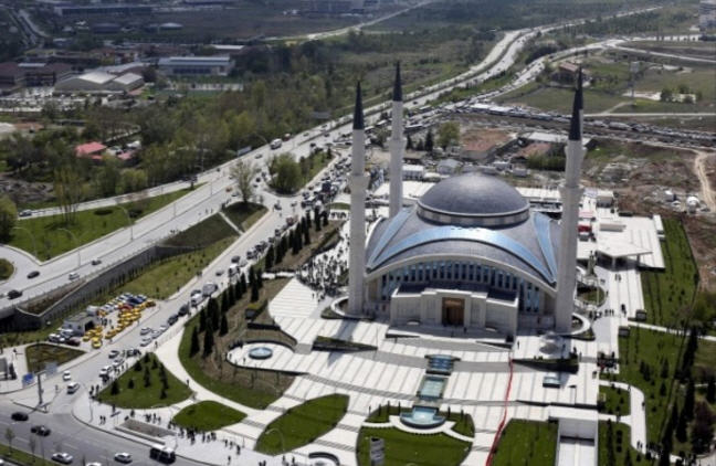 Masjid Ahmet Akseki (Facebook)