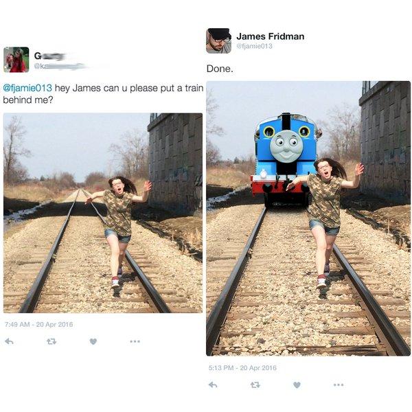 Ngakak! Kumpulan Foto Hasil Photoshop Ini Siap Ramaikan Puasamu