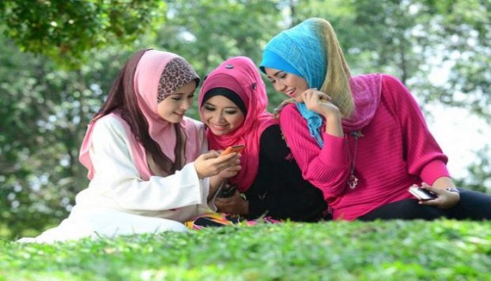 Inovatif, Diciptakan Hijab Anti Gerah