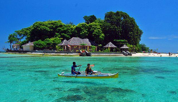 Pulau Samalona, Sekeping Surga Bahari di Timur Indonesia