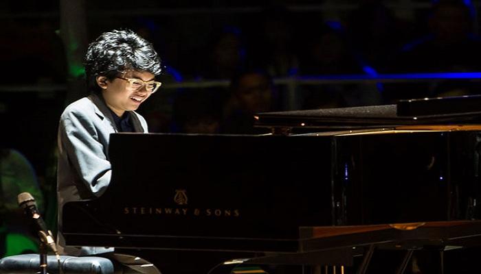 Pianis Cilik Indonesia Siap Rilis Album di Bawah Label Amerika Serikat
