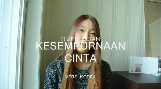 5 Lagu Populer Indonesia Ini Dibuat Versi Bahasa Asing, Ciamik