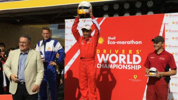 Hebat! Mahasiswa Indonesia Juara Dunia Balap Mobil Hemat Energi