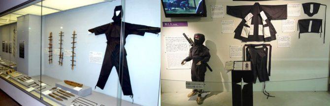 Baju dan Peralatan Ninja (victoriainjapanland.blogspot.com)