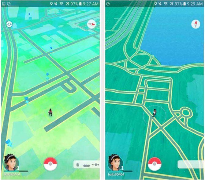 Pokemon Go (Duniaku)