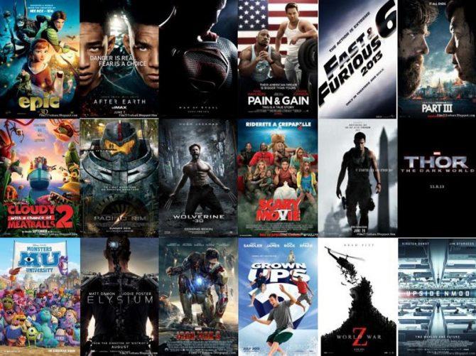 Film-film Hollywood (Isigood)