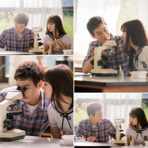 Hong Ji Hong dan Yoo Hye Jung saat masih sekolah (koalasplayground.com)