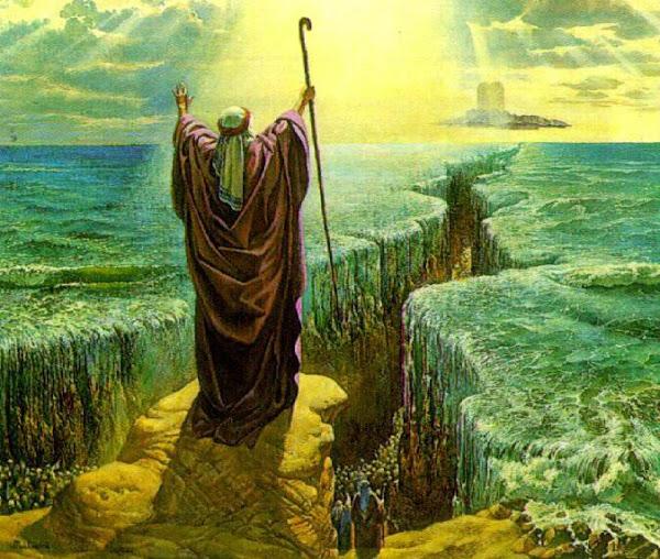 Ilustrasi Nabi Musa (Penyuluhp)