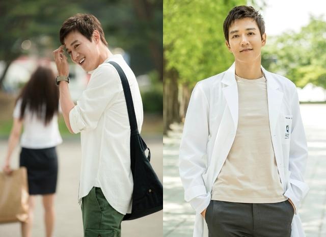 Kim Rae Won berperan sebagai Hong Ji Hong (sbs.com)