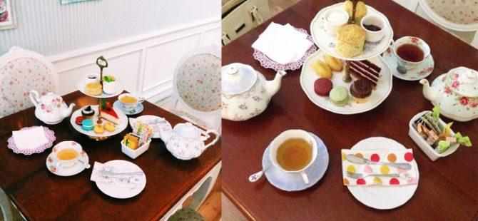 Menu Afternoon Tea (zomato.com, pergikuliner.com)