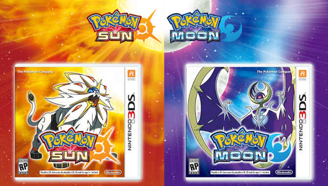 Pokemon Sun dan Moon (Engadget)