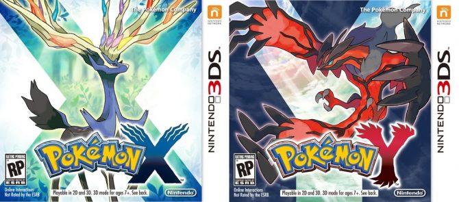 Pokemon X dan Y (Deviantart)