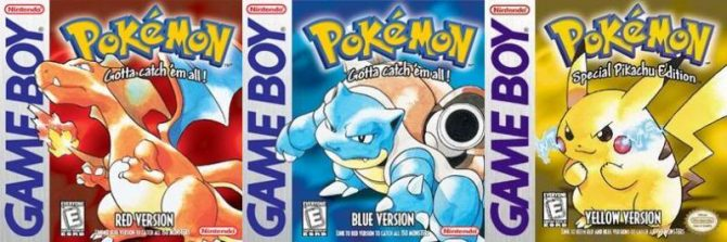 Pokemon generasi pertama (IGN)