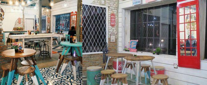 Ruangan di dalam Happiness Kitchen and Coffee (detik.com, seeties.me)