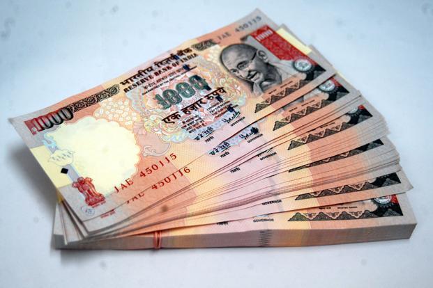 Rupee India (Livemint)