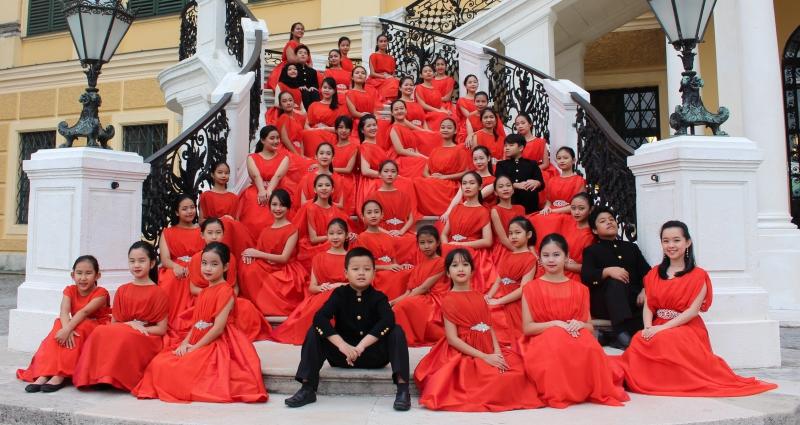 Menang di Italia, Paduan Suara Anak Indonesia Bikin Takjub dan Merinding!