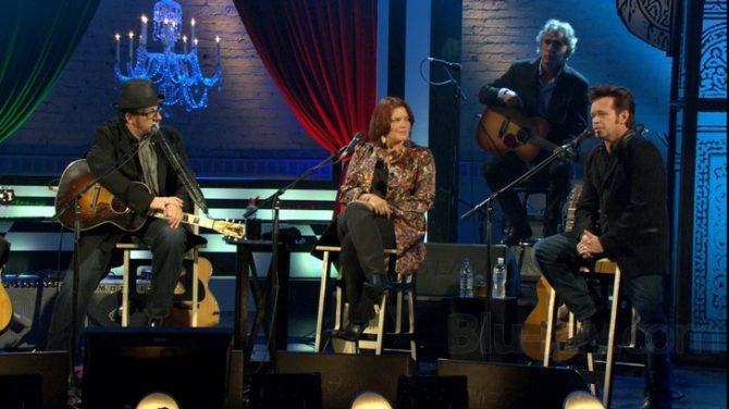 Talkshow musik (Blu-ray)