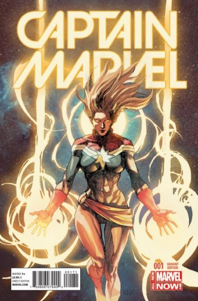 Captain Marvel (Cinemags)