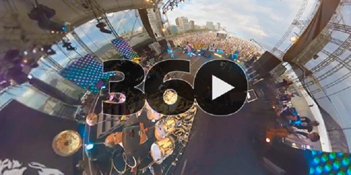 Keren, 5 Musisi Indonesia Rilis Video Klip 360 Derajat