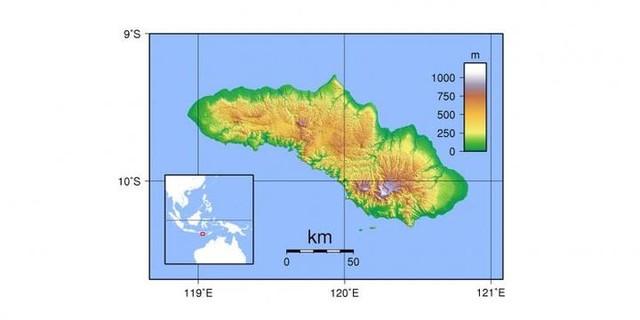 Pulau Sumba (National Geographic)