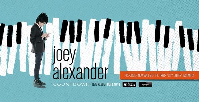 Album baru Joey Alexander (Joeyalexandermusic)