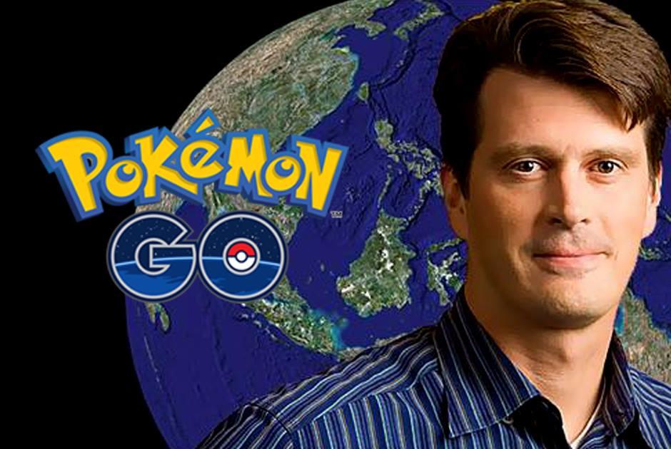 Kisah Inspiratif John Hanke, Sang Penemu Pokemon Go