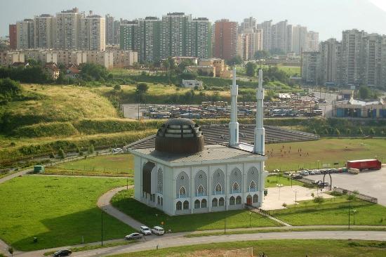 Masjid Soeharto, Kenangan Pak Harto di Bosnia