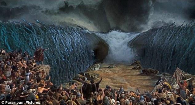 Bukti-bukti Ilmiah Ini Benarkan Mukjizat Nabi Musa Membelah Lautan