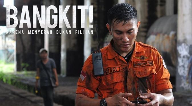 Mengintip Behind The Scene Film 'Bangkit', Super Keren!