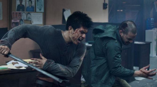 Iko Uwais dalam film Headshot (Liputan6)