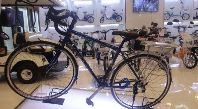 Sepeda listrik (Liputan6)