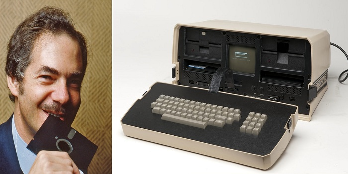 Kisah Hidup Adam Osborne, Sang Pencipta Laptop