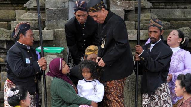 Festival Budaya Dieng (Liongcak)