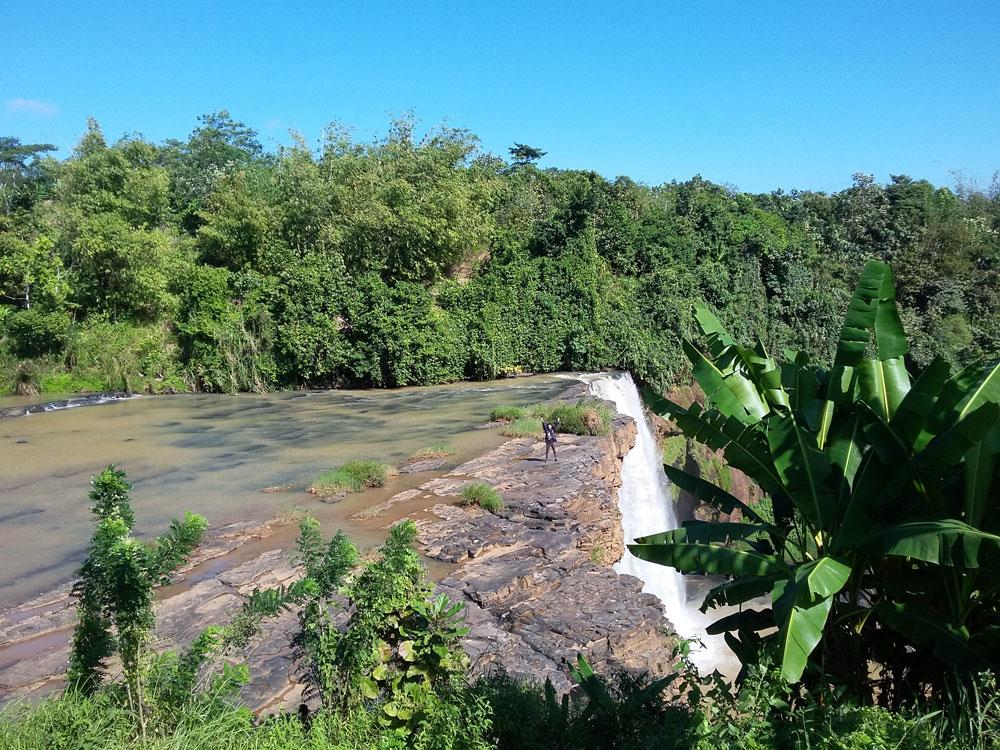 Curug Awang, Ciletuh Geopark Sukabumi