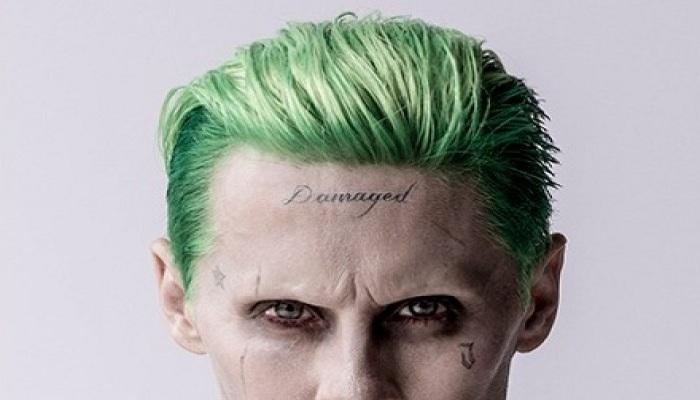 Terungkap Arti Tato di Sekujur Tubuh Joker Versi Suicide Squad