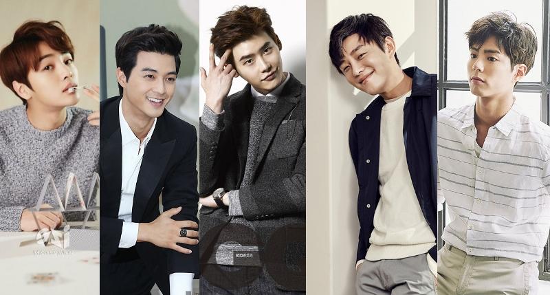 5 Aktor Ganteng Korea Ini Ternyata Hampir Jadi Boyband Lho