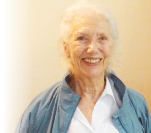 Audrey Kahin (Aifis)