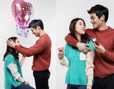 Baek Ji Young dan Jung Suk Won (www.soompi.com)