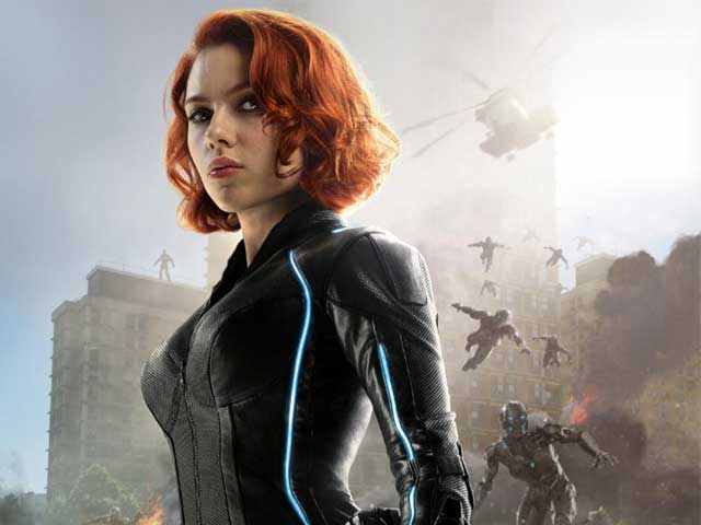 Black Widow (NDTV)