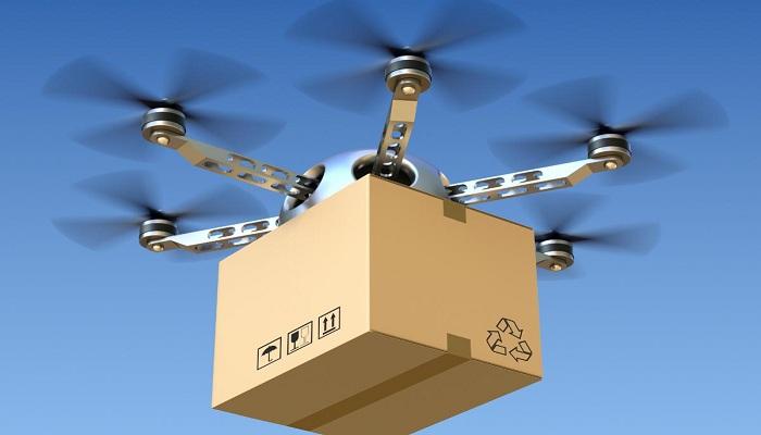 Ciptakan Drone Khusus Delivery, Siswa SMA Surabaya Raih ...