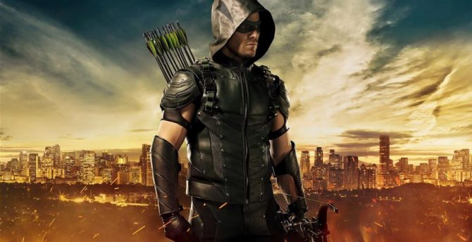 Green Arrow (Hypable)